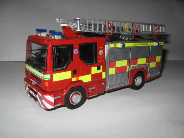 2. Dublin City Fire Brigade