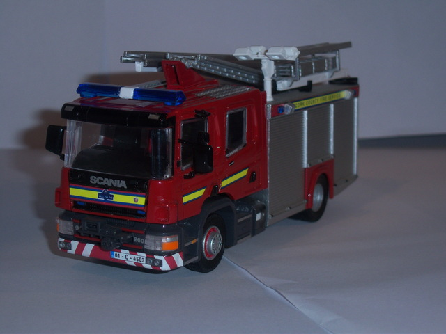 CORK COUNTY SCANIA