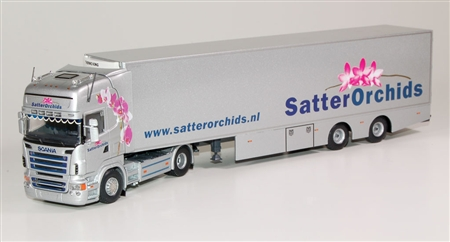 Satter Orchids