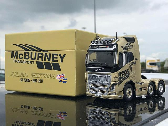 MC Burney Transport