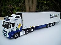 No.51 Kelly European Freight services.