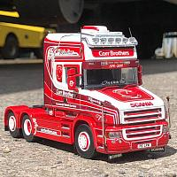 Corr Brothers T-Cab