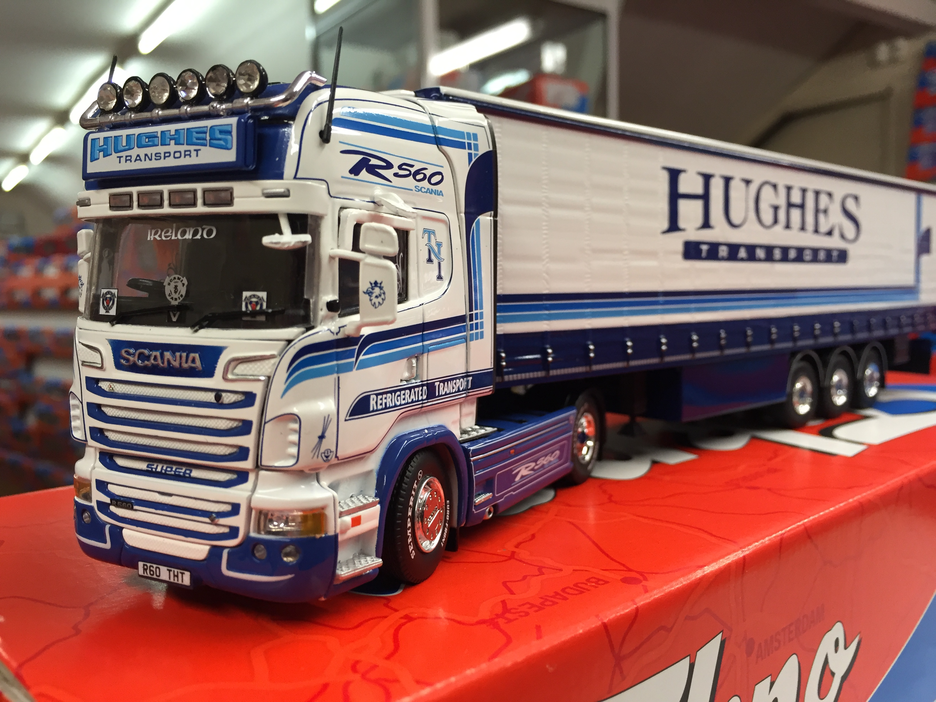 Hughes Transport- Collectors Toys