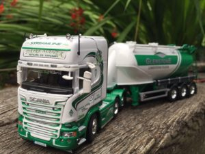Darren Maher Transport - Collectors Toys