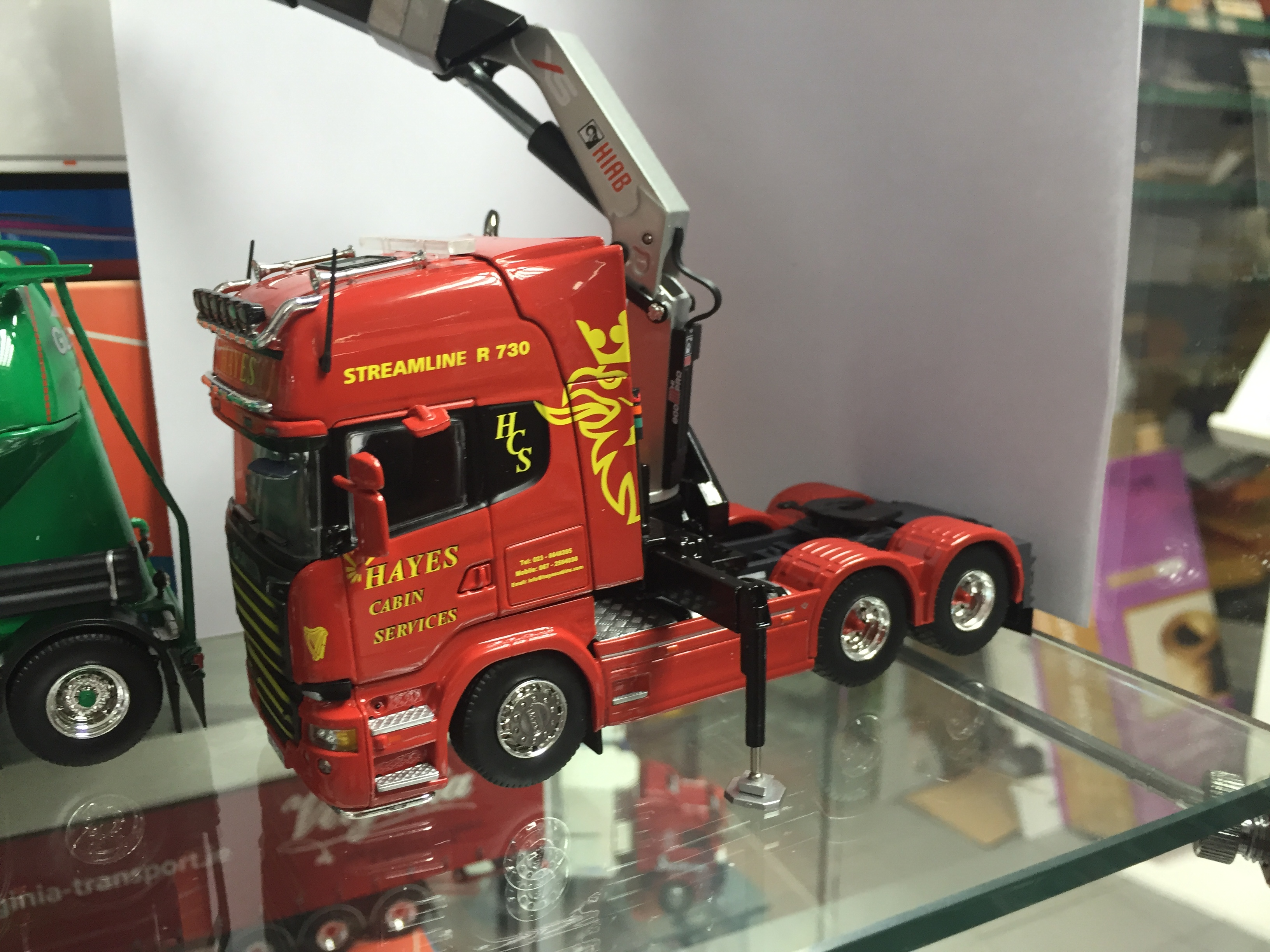 Hayes Cabin Hire - Collectors Toys