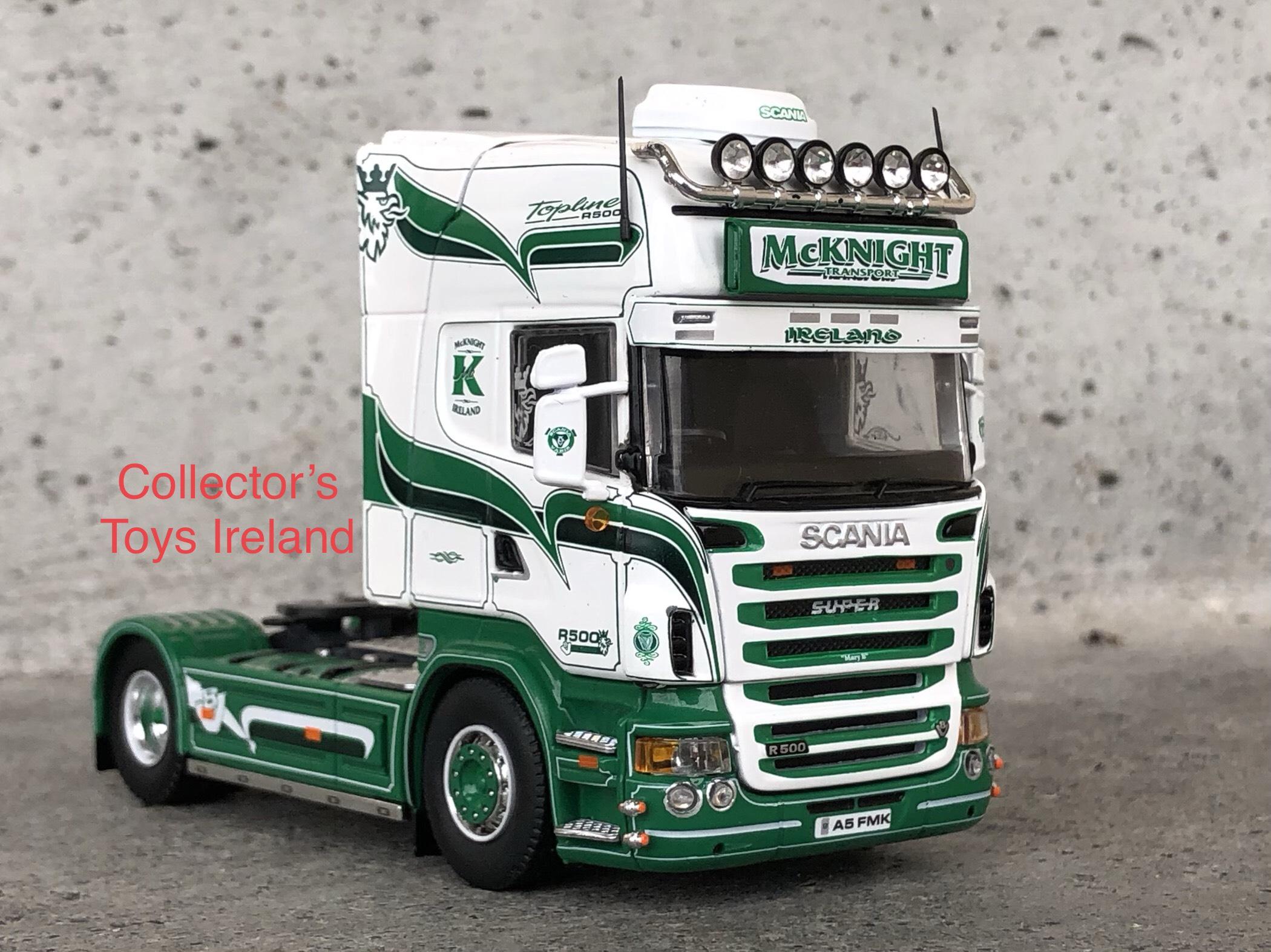 McKnight Transport - €145