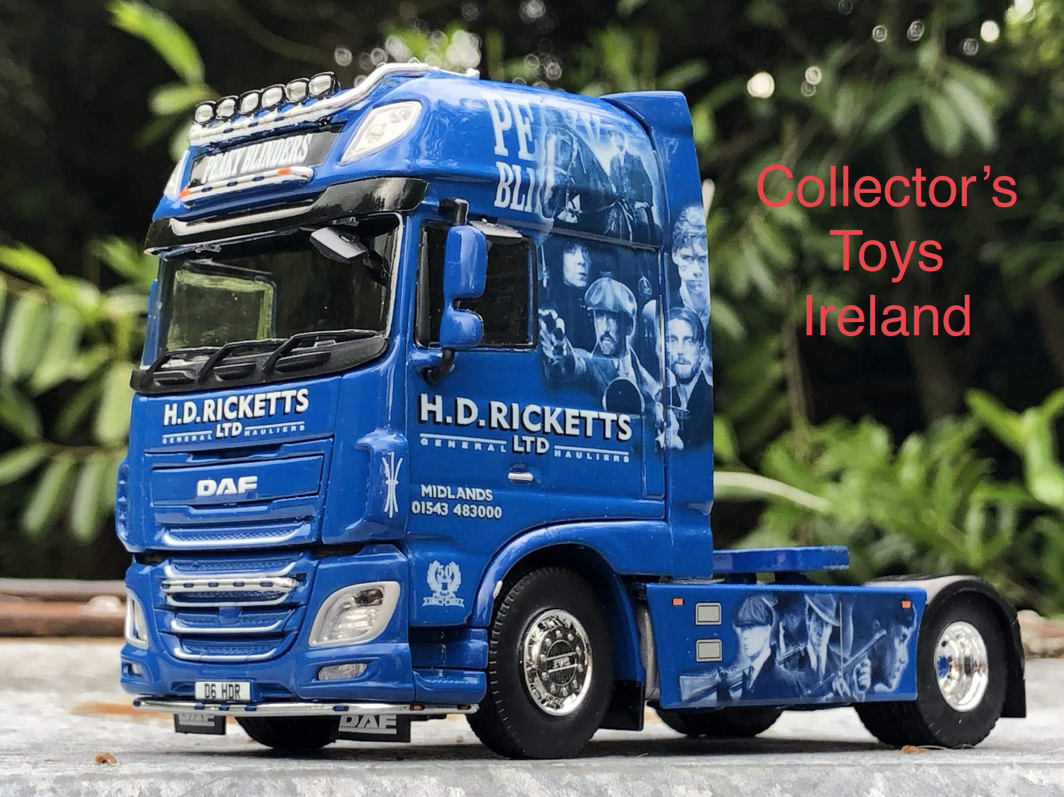 "H.D. Ricketts Ltd ( Tribute to ""Peaky Blinders"" ) - €145"