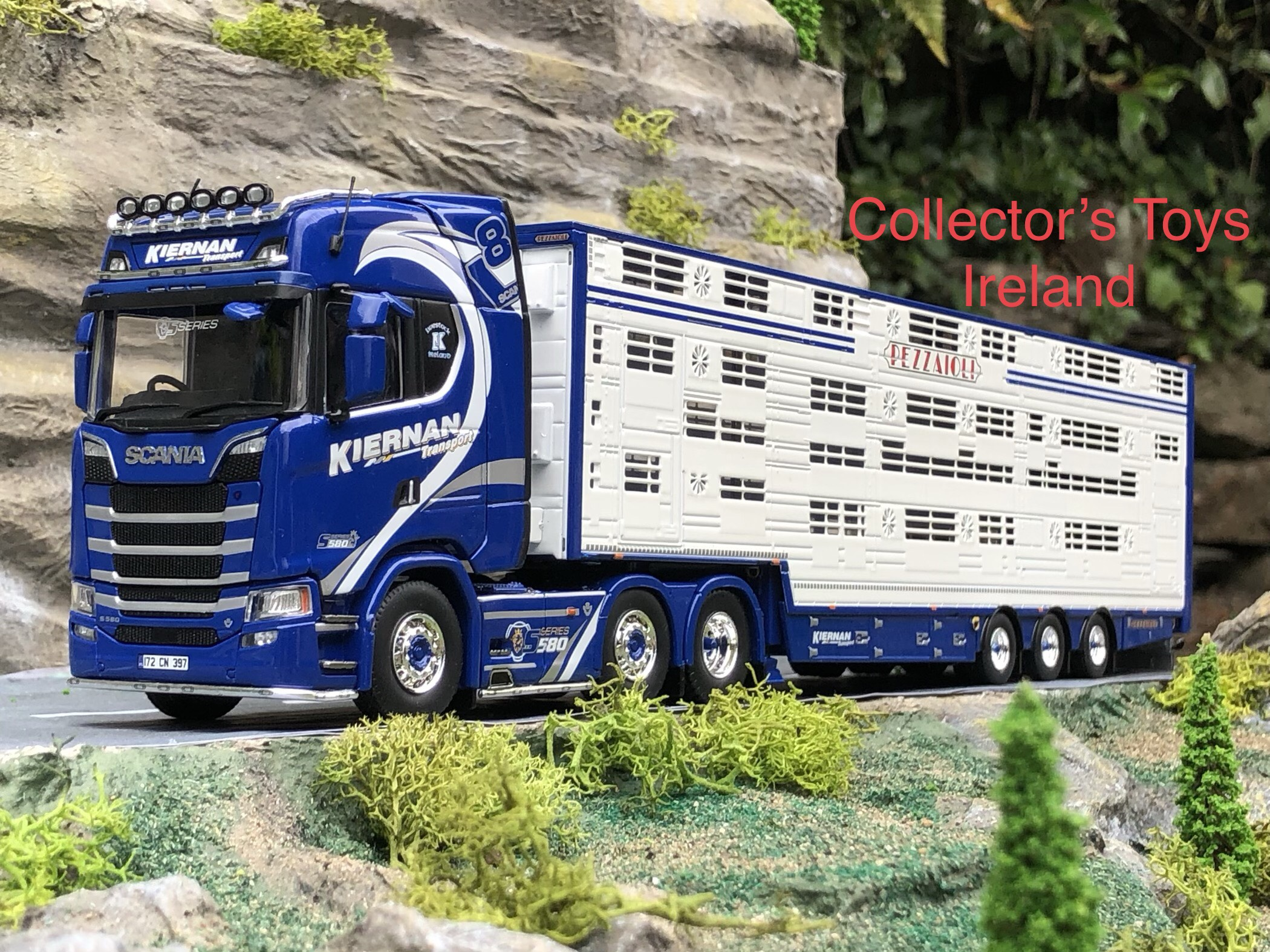 Kiernan Transport - €195